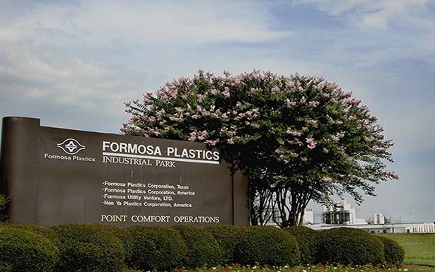 Formosa cerrará planta de PVC en los EE.UU.