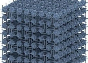 3D-printed metamaterial could create lighter, safer cars