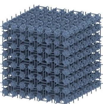 metamaterial 3d