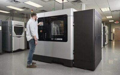 Stratasys lanza la impresora 3D J5 DentaJet para soluciones dentales