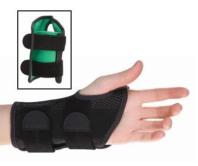 Eco-friendly splints designed for hospitals make foray into sports
