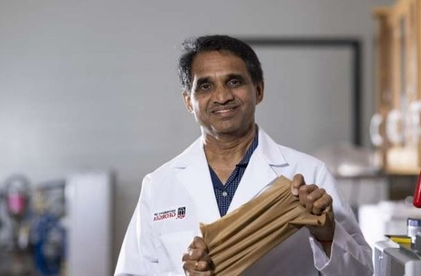 New nonwoven composite incorporates cotton for medical applications